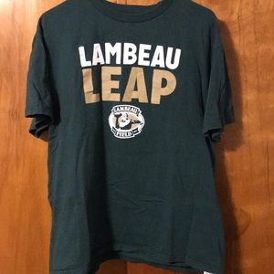 Men's NFL Green Bay Packers Lambeau Leap T-shirt